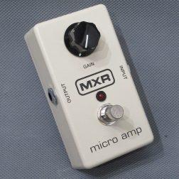 栃木県佐野市のお客様よりMXR micro ampを買取致しました!サムネイル