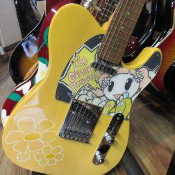 東京都葛飾区のお客様より ESP×OVERDRIVEコラボ DEARDROPS Type TL 弥生モデルを買取致しました!サムネイル